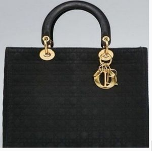 Lady Dior Canvas